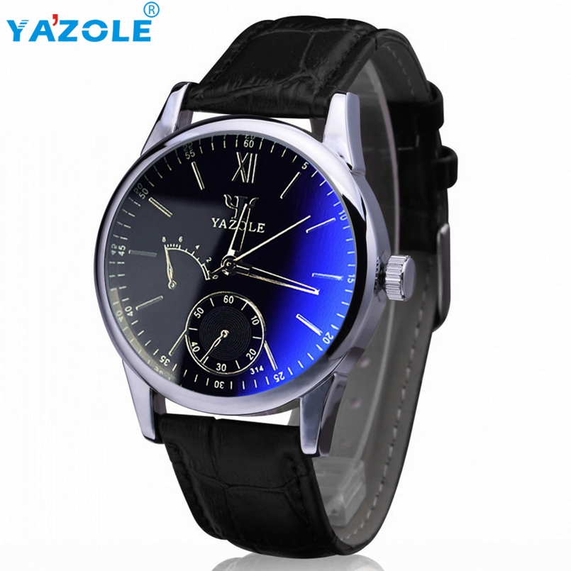 YAZOLE Wrist Watch Men Famous Wristwatch Male Clock Quartz Watch Hodinky Quartz-watch Relogio Masculino s21