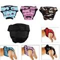 XS-XXL собачьи подгузники, физиологические штаны, гигиенические моющиеся женские трусики для собаки, шорты, нижнее белье, трусы для собак, сани...