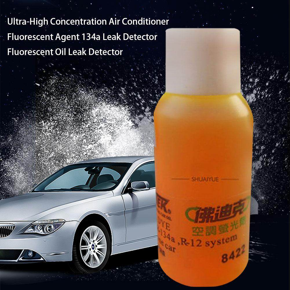 40ML Freezer Oil Snow R134a Car Air Conditioning Refrigeration Compressor  Oil Addition Agent