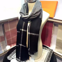 New Women Cashmere Scarf 79″ 200cm Novelty Stripe Pattern Occident Style Hot Sale Shawl Keep Warm High Quality BY168263