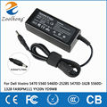19.5V 3.34A 65W AC laptop power adapter for Dell Vostro 5470 5560 5460D-2528S 5470D-1628 5560D-1328 FA90PM111 YY20N YD9W8