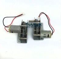M+L 49 HengLong Tank Zink Alloy Metal Gearbox 3818 3819 3848 3849 3858 3859 3868