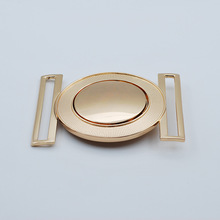 3 colors 50mm metal belt buckle,clothing auessories,clothing hasp accessories DIY decorative crafts for Women's Coat Down dress