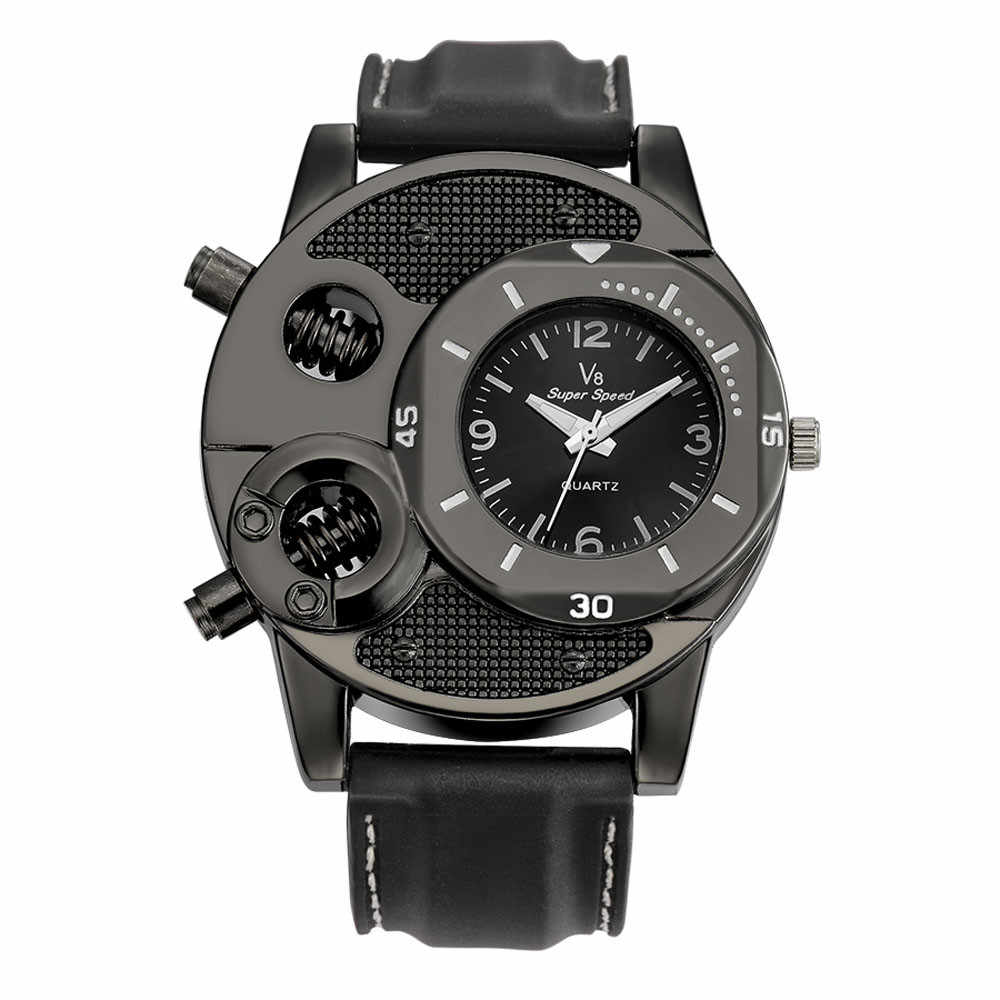 メンズ腕時計 1 個ファッションメンズ薄型シリカゲル学生スポーツクォーツ時計スポーツ & ファッション & カジュアル & シンプル & 高品質