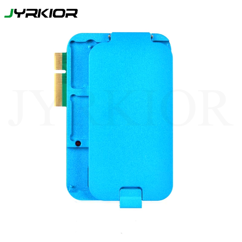 JC PRO1000S <font><b>HDD</b></font> Nand IC Test Socket Hard Disk IC Test Adapter NAND Flash Programmer For iPad 2 <font><b>3</b></font> 4 / <font><b>5</b></font> / 6 iPad Air/Air 2 image