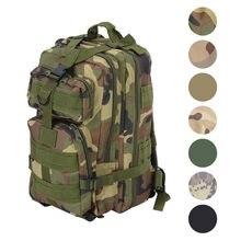 c0676d044b86 Outdoor Multifunctional Sports Camping Trekking Hiking Bag Military  Tactical Rucksacks Backpack Travel Bags 25L-30L