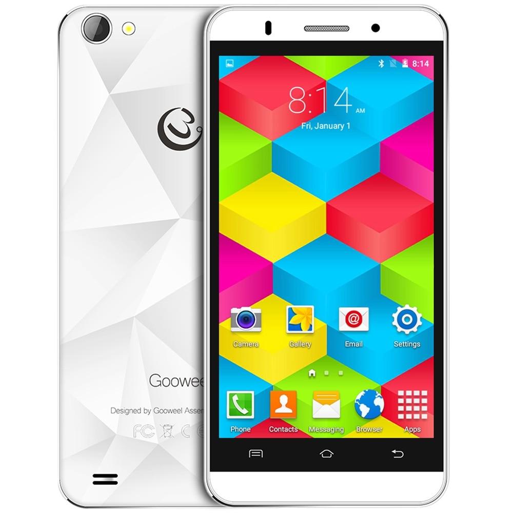 bilder für Original gooweel m5 5,0 zoll android 5.1 3g smartphone mtk6580 Quad Core 1 GB RAM 8 GB ROM Bluetooth 4,0 GPS Mobile handy