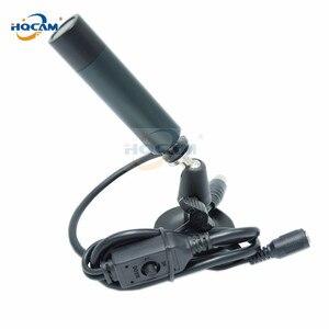 Image 2 - Hqcam câmera de segurança para uso externo, câmera com lente de 25mm para sony effio e 700tvl ccd colorida osd, mini menu, bala, área externa, à prova d água 960h 4140 + 810 \ 811