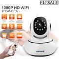 HD 1080 P Cámara IP WIFI cámara de Vigilancia Cámara de 2 MP Baby Monitor Inalámbrico P2P IP Camara PTZ Wifi Cámara de Seguridad ELESALE