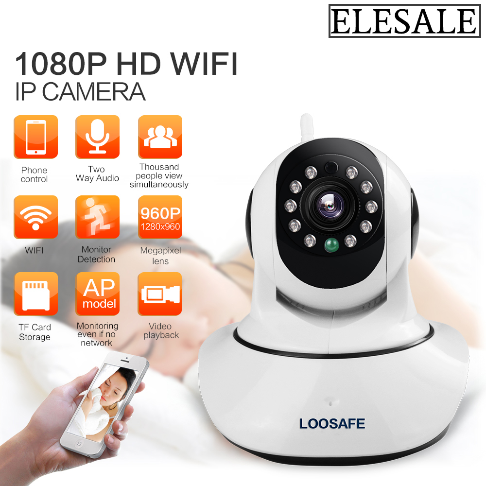HD 1080P IP Camera WIFI Camera Surveillance Camera 2 MP Baby Monitor Wireless P2P IP Camara PTZ Wifi Security Cam