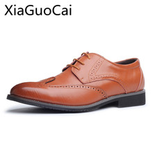 American Made Genuine Leather Business Men Formal Shoes