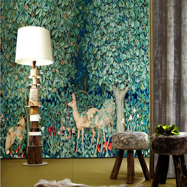 Tuya Art Tuya Cutom 3D wallpaper on the wall wholesale photo picture wall mural for the living room bedroom children's room pure green mountain art wallpaper mural on the wall for kid s room wallpaper nursery room wall decor free shipping