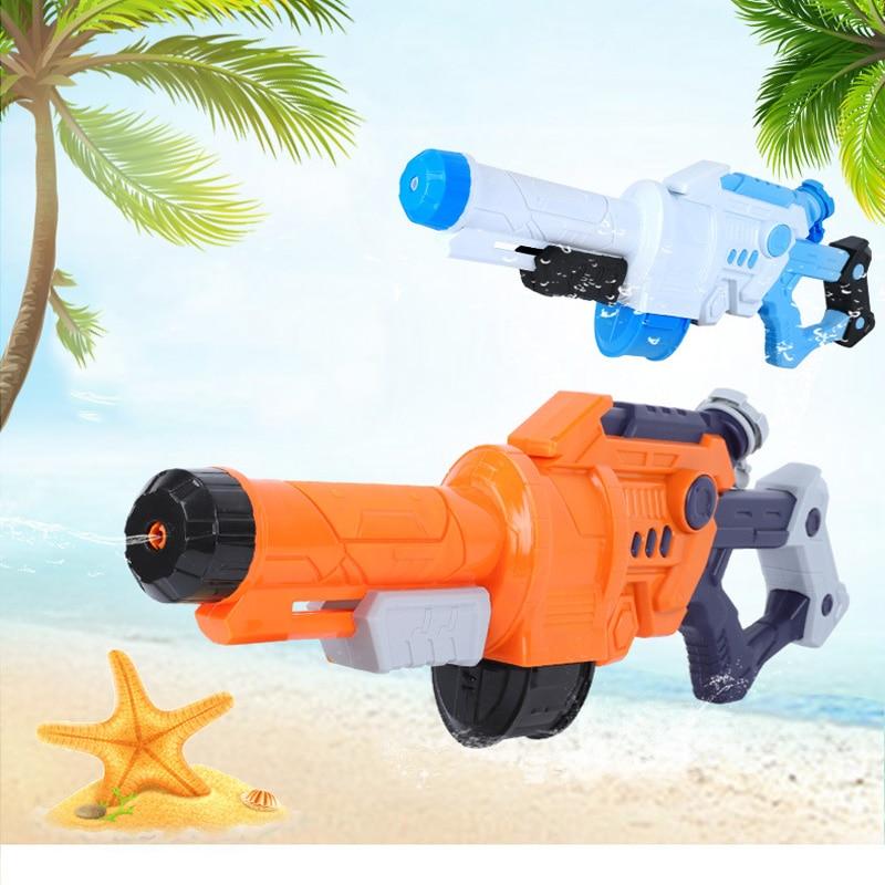 5 Pull-Type High Pressure Watertight Beach Water Gun Toy Super Long Range 10 Meters Summer Battle Water Gun Beach Children's Toy