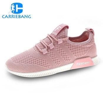 92fb8b92 Zapatillas deportivas transpirables para mujer, nuevas zapatillas de  deporte transpirables para mujer, con zapatos deportivos para correr de  piel para mujer