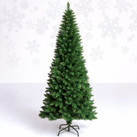 1 8m 180cm Christmas Decorations Christmas Tree Luxury Large Green Christmas Tree Encryption Bullet Pencils Christmas