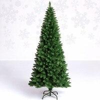 1 8m 180cm Christmas Decorations Christmas Tree Luxury Large Green Christmas Tree Encryption Bullet Pencils Christmas
