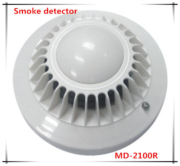 433Mhz/868Mhz wireless Smoke detector fire alarm for ST-VGT and ST-IIIB Alarm System