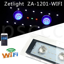 Coral-Lamp Control-Light Seawater WIFI AQUQ ZA1201 Full-Spectrum LED APP Through