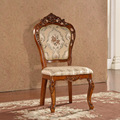 new design Dining Chair in solid wood Finish European Style, 1 pcs by Fast shipping