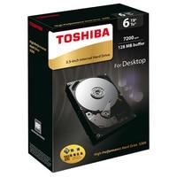 Toshiba HDD 3.5 Hard Disk 6 TB Disco Duro Sata 3 Desktop 7200rpm Internal Hard Drive HDD Disk Disco Duro Interno hardisk