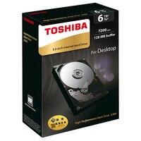 Toshiba HDD 3,5 Жесткий диск 6 ТБ диско Дуро Sata 3 рабочий стол 7200 об./мин../внутренний жесткий диск HDD диск диско Дуро Interno hardisk