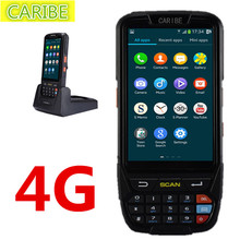 4.0″Android OS data collector PDA with 4G,GPRS,1d barcode Reader