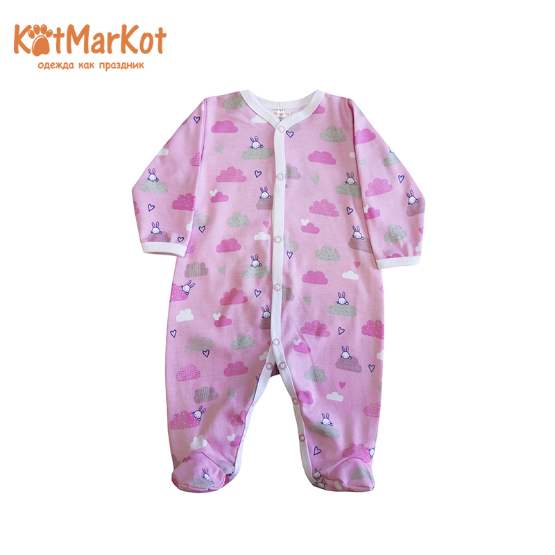 Jumpsuit for girls КОТМАРКОТ 76102 jumpsuit for girls котмаркот 76402