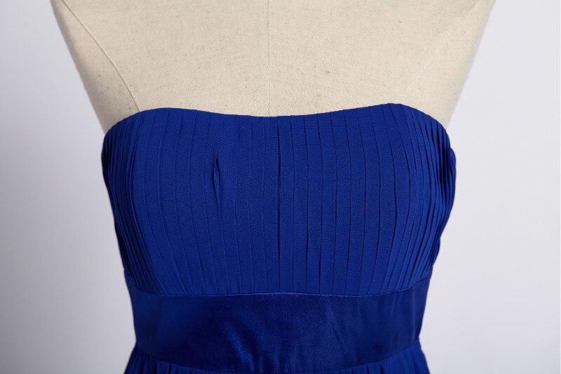 W.JOLI Long Evening Dresses 2017 Vestido De Festa Brude Bankett - Spesielle anledninger kjoler - Bilde 5