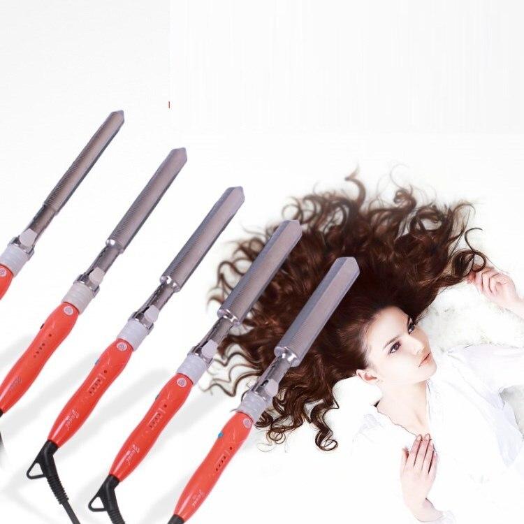 Jailbait redhead curling iron — photo 6
