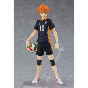 Image 2 - Haikyuu!! Volleyball Athlete Hinata Syouyou Shoyo Figma 358 PVC Action Figure Collection Model Toys Doll