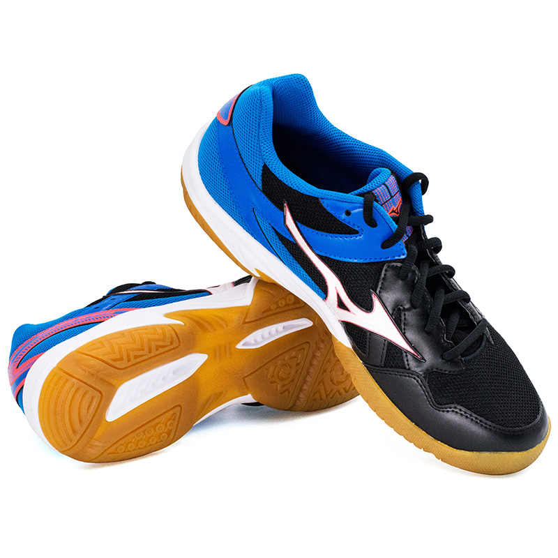 Zapatos de tenis de mesa de velocidad Mizuno Cyclone para hombre, zapatillas deportivas de interior para hombre, zapatos de Bádminton de voleibol V1ga178014