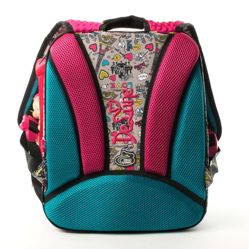 2019 Children's Cute Backpacks Kids Cartoon School Bags Backpack for Boys Girls 3D Orthopedic Schoolbag Satchel Mochila Infantil