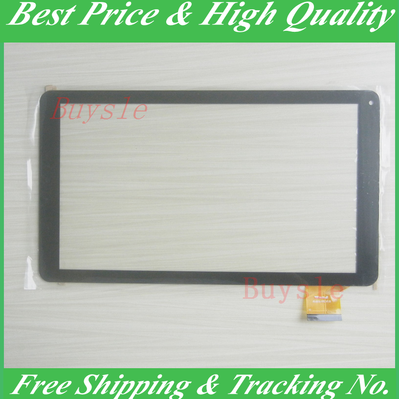 WJ819-FPC Black New 10.1 inch Touch Screen Digitizer For WJ819-FPC V1.0 Tablet Touch panel sensor replacement