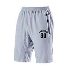 Number 30 Print Movement Quick-Drying Shorts Beach Casual Short Pants Running Fitness Shorts lole шорты lsw0913 movement short
