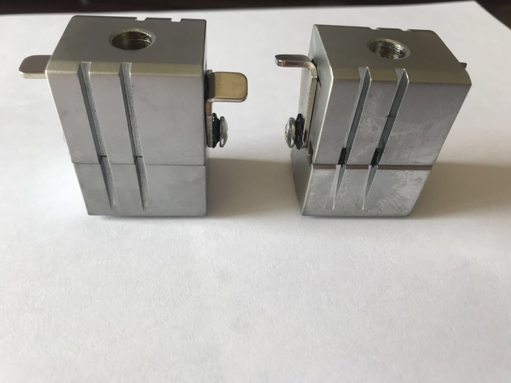 GOSO 100E1 horizontal key duplicate cutter machine clamp chuck for 100E1 key copy machine fuxture spare parts for replacement