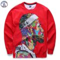 Mr.1991INC Men's 3d sweatshirts print 3d star Jordan casual lovely hoodies long sleeve autumn tops pullovers