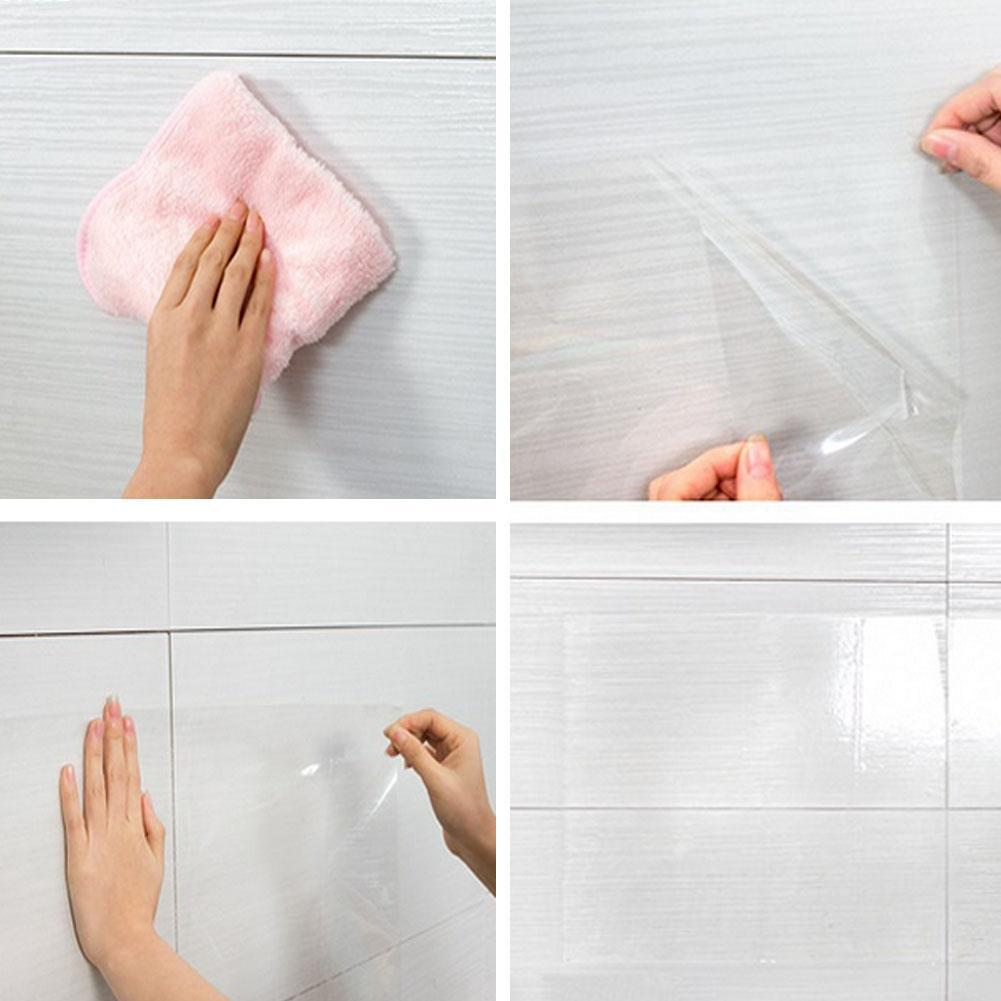 1 pc transparent heat kitchen oil proof sticker ceramic tile anti 1 pc transparent heat kitchen oil proof sticker ceramic tile anti oil paste kicthen oil proof mat a3 in wall stickers from home garden on aliexpress dailygadgetfo Choice Image