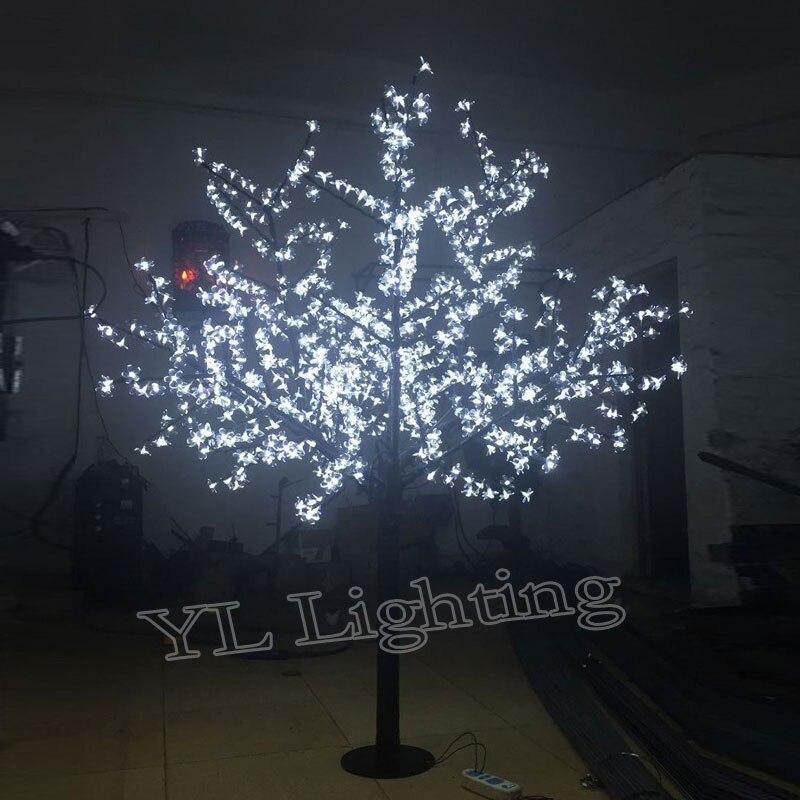 1.8 Metri 960 LED vacanza luci decorazione luci led cherry blossom albero di luce per Europa/Nord America