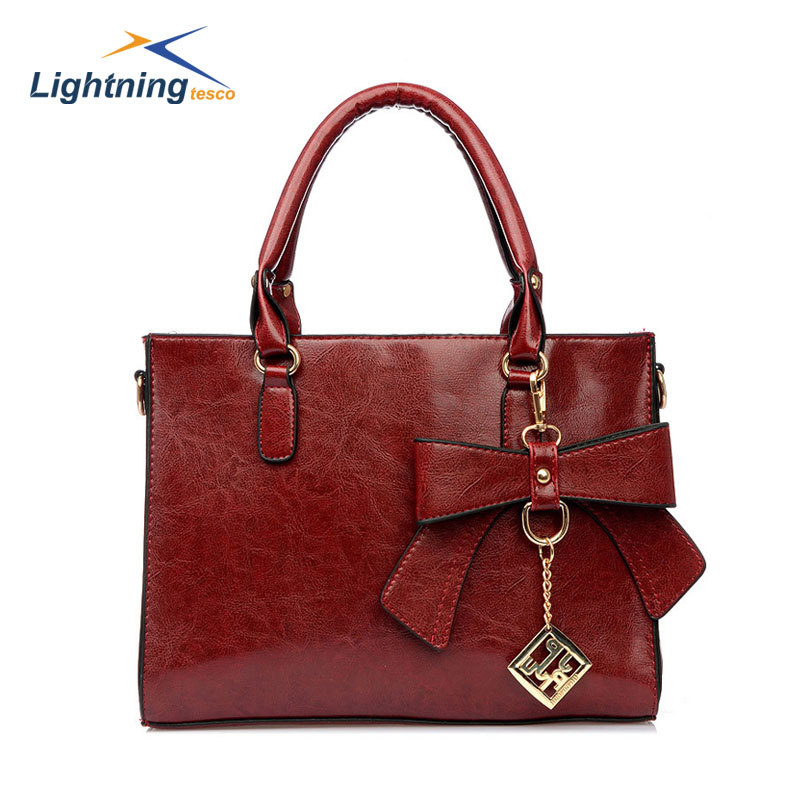 2014 Women Handbags Genuine Leather Korean Female ...