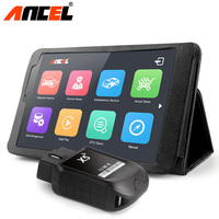 Ancel X5 OBD2 Scanner Full ECU System ENG/AT/ABS/SRS EPB SAS Oil Service Light Resets ODB 2 Auto Code Diagnostic tool for Car