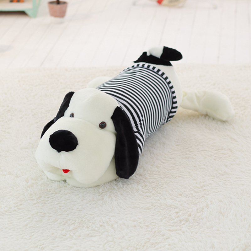 70cm Cute Dog Plush Toy Kids Soft Small Dog Soft Cotton Stuffed Animal Plush Doll Toys Best Birthday Gift super cute plush toy dog doll as a christmas gift for children s home decoration 20