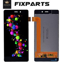 100% Original New Wiko Tommy LCD 2 Display + Touch Screen Digitizer Assembly Replacement 3 Plus