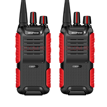 New Baofeng BF-K5 Professional Walkie Talkie 5W Handheld Two Way Radio UHF 400-470MHz BFK5 Ham PTT FM Transceiver 2pcs