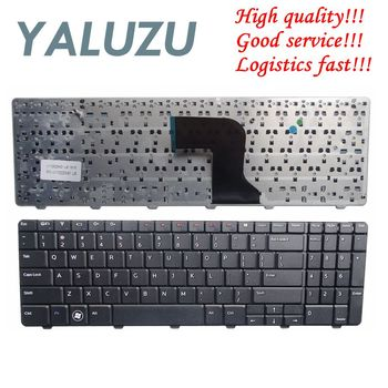 US NEW Keyboard For Dell Inspiron 15 15R N M 5010 N5010 M5010 0Y3F2G NSK-DRASW 0JRH7K 9Z.N4BSW.A0R US Laptop Keyboard NEW