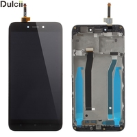 For Xiaomi Redmi 4X OEM LCD Screen And Digitizer Assembly Frame Part For Xiomi Redmi 4X
