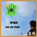Envío libre araña rokkaku cometa de weifang kaixuan kite fábrica