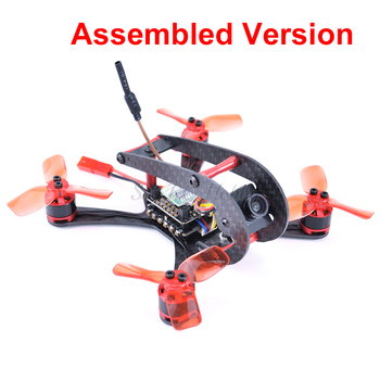 X118 118mm Carbon Fiber Frame Kit Mini F3 Flytower 1104 7500kv Motor 1200TVL 2.1mm Camera Flysky FS-RX2A / Frsky Pro Receiver