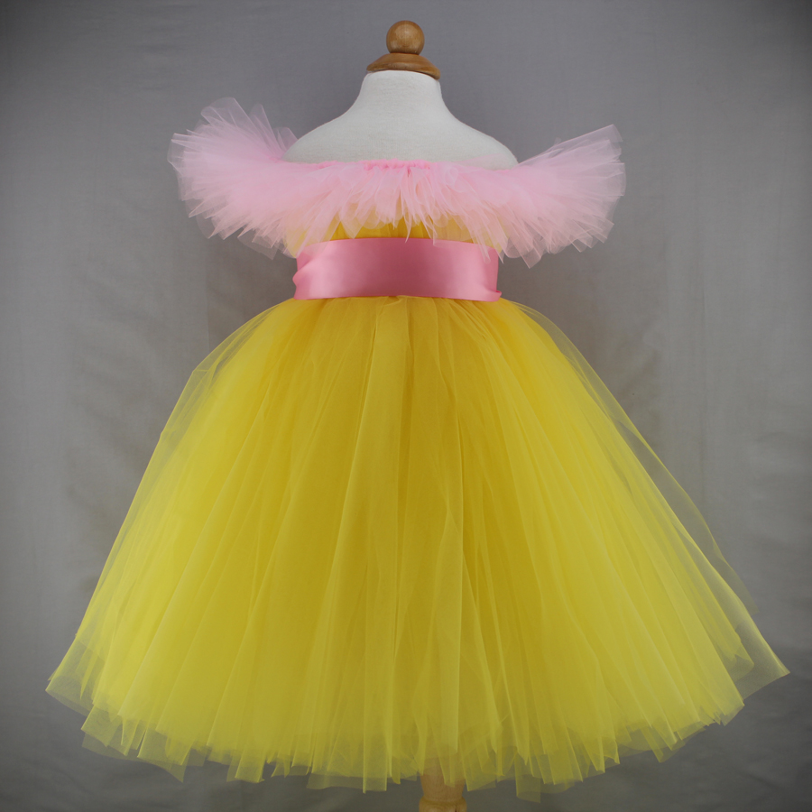 Gorgeous Birthday Dress For Baby Princess Evening Prom Party Infant Tutu Dresses 1 Year Tutus Babies S In From Mother Kids
