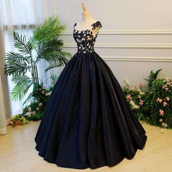 Bealegantom New 2019 Cheap Stock Real Photo Ball Gown Quinceanera Dresses Appliques Debutante Sweet 16 Party Gown QA1490