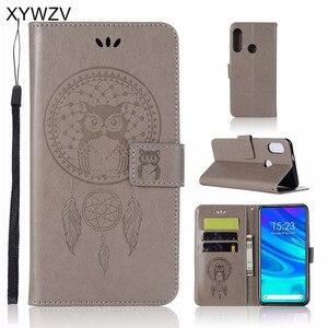 Image 1 - Чехол для Huawei P Smart Z, противоударный флип кошелек, мягкий силиконовый чехол для телефона, держатель для карт, Fundas для Huawei P Smart Z, чехол для P SmartZ
